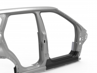 Vehicle Frame Guard